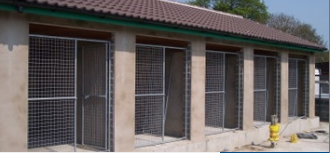 dog kennel systems